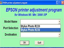 reset epson 1390 printer cara reset printer epson stylus photo 1390