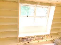 Floor To Ceiling Bookcases Built In Bookshelves With A Window Seat How To Build A Diy Floor