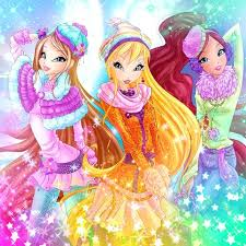 228 winx club images winx club flora roxy