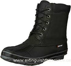 s baffin boots canada baffin s escalate boot no taxes color black canada