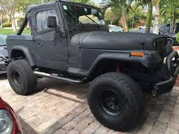 1991 jeep wrangler 1991 jeep wrangler 4x4 custom wheels condition top