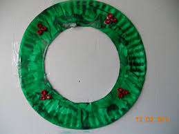 25 days of christmas crafts day 5 easy christmas wreath super