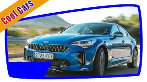 Cool Car 2017 Kia Stinger Gt Interior Exterior Walkaround Youtube