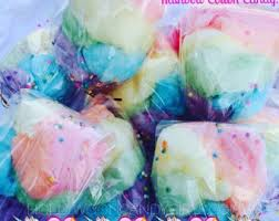 cotton candy party favor cotton candy cones etsy