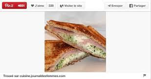 site de recette de cuisine sur la recette de cuisine la plus populaire est le croque
