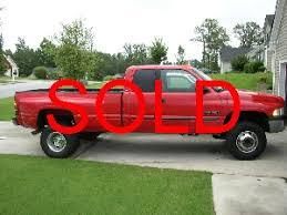 1997 dodge ram 3500 diesel for sale trucks for sale