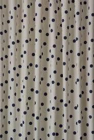 Polka Dot Curtains Polka Dot Navy Made To Measure Curtains