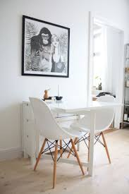 When White Leather Dining Chairs Small Dining Room Ideas Ikea Elegant White Slip Cover Dining Chair