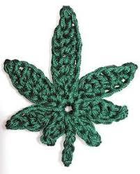 amigurumi leaf pattern crochet freak marijuana leaf pillow hooked on crochet pinterest