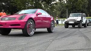 jeep infiniti cadillac escalade on forgi u0027s infiniti coupe on 28 u0027s and jeep