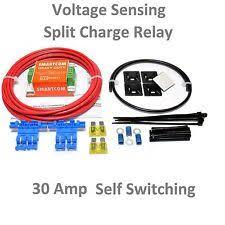campervan u0026 motorhome split charge relay ebay