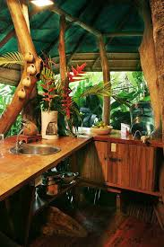 Tropical Outdoor Kitchen Designs Outdoor Kitchen Ideas Let You Enjoy Your Spare Time Amazing Diy