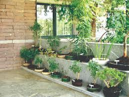 Pretty Garden Ideas Vegetable Garden Design With Brown Small Pots Ideas And