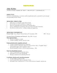 resume templates word doc missions pastor resume sle pastoral resume ministry resume