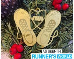 running ornaments etsy