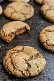 Cardamom Spiced Ginger Cookies A Saucy Kitchen