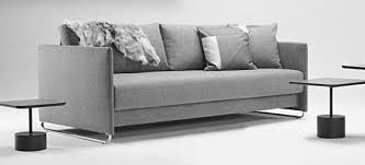 canapé convertible tissu gris canapé convertible tissu idées de décoration intérieure decor