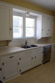 Antique Kitchen Furniture Paint Kitchen Cabinets Antique White Home Design Ideas