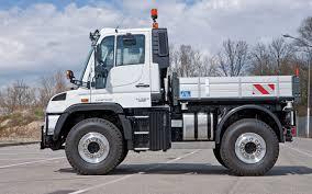 mercedes unimog truck mercedes unimog gets updates for 2014 truck trend