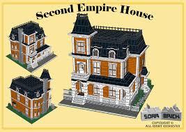 empire house second empire house