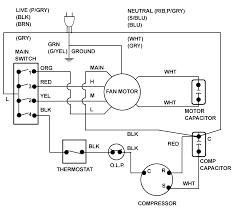 air conditioner wiring split system ac diagram rosloneknet