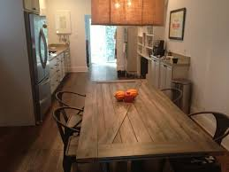 barn door dining table ideas for kitchen tables a traditional kitchen table and chairs