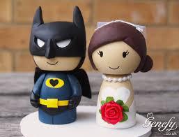 batman wedding topper gray felt mice wedding cake topper decoration soft sculpture