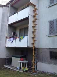 katzenleiter balkon image result for katzenleiter cat ladders