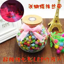 wishing paper usd 7 81 luminous colorful lucky bottle led l wishing