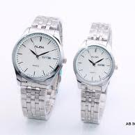 Jam Tangan Alba Putih jual jam tangan alba plat putih murah dan terlengkap