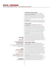 Copywriter Resume Template Copywriting Resume Google Search Further My Education