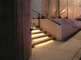 fireplace interior recessed wall lights outdoor led step light Kichler Step Lights