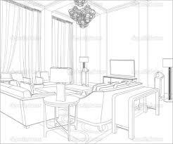 sketch room drawing room 3d sketch pics 3d bedroom drawing drawing sketch