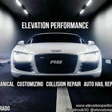 audi repair denver elevation performance mechanical customizing collision repair
