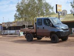 mitsubishi fuso 4x4 expedition vehicle 2016 iveco daily 4 4 rigorous outback testing completed ahead of