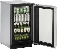 beverage cooler with glass door glass door drink refrigerator