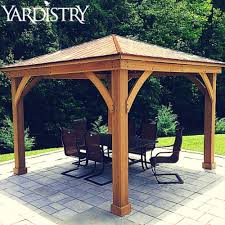 Covered Gazebos For Patios Best 25 Garden Gazebo Ideas On Pinterest Round Gazebo Diy