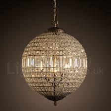 hanging globe lights indoors globe modern led k9 crystal ceiling pendant light indoor chandeliers