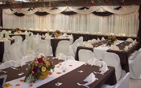 wedding reception chair covers exclusive linens chair covers wedding elegance by joelle