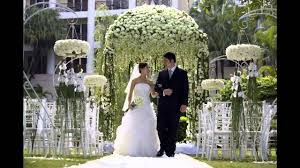 garden wedding reception decoration ideas classic themed wedding decorations ideas youtube