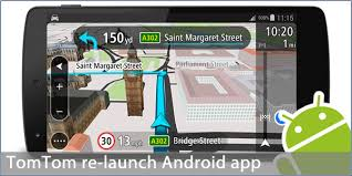 tomtom android new tomtom for android app to subscription model