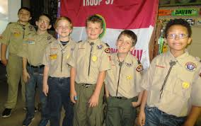 Citizenship In The Nation Merit Badge Worksheet Scouts Advance In Rank Earn Merit Badges At Court Of Honor