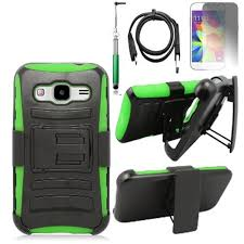 Samsung Galaxy Rugged Phone Case For Samsung Galaxy Core Prime Holster Rugged Cover