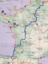 Carcassonne France Map by 2 France U2013 Cyclingeurope Org
