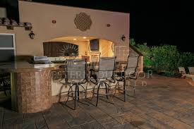 Outdoor Island Lighting Fabulous Outdoor Island Lighting Outdoor Kitchens Gallery Western
