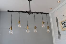 how to hang a heavy light fixture from the ceiling handcrafted light built with heavy duty steel sockets combined with