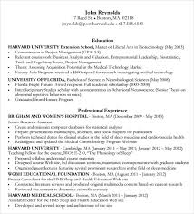 Mba Graduate Resume Examples by Download Mba Resume Template Haadyaooverbayresort Com