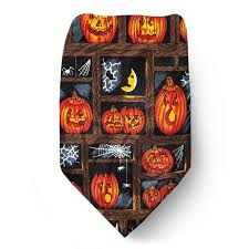 images of halloween neckties compare prices on halloween neckties