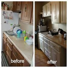 easiest way to paint cabinets pin by liz hager on cabin pinterest cabinet transformations