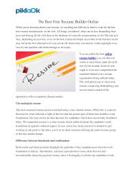 Building A Resume Online For Free by Building A Resume Online For Free Insomnia Essays